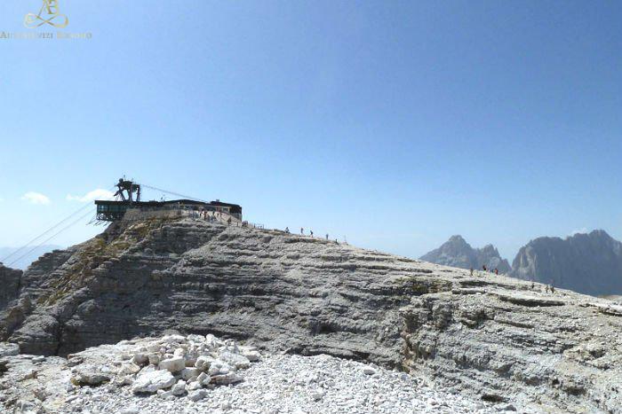 Noleggio Auto Di Lusso Per Tour Guidati Rifugio Pordoi Bonomo